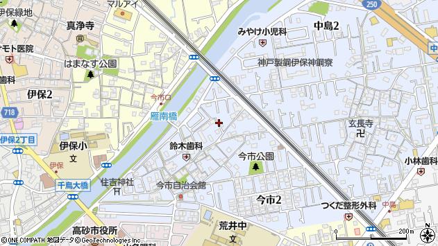 〒676-0003 兵庫県高砂市今市の地図