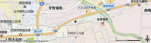 株式会社キャリアテック三重周辺の地図