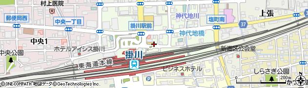 みさき周辺の地図