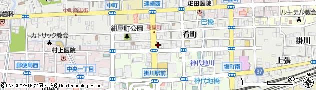 いちゃりBAR周辺の地図