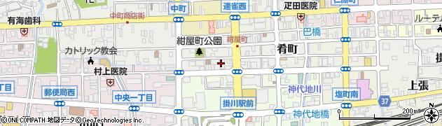龍海丸周辺の地図