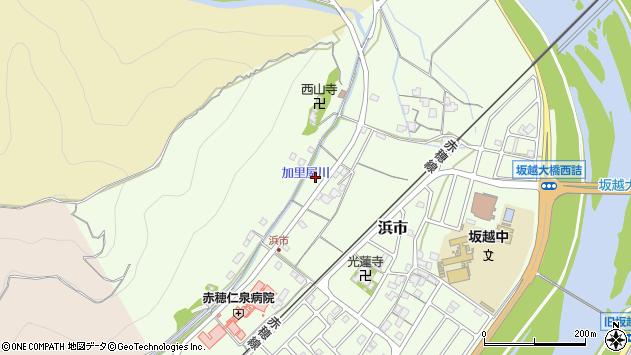 〒678-0173 兵庫県赤穂市浜市の地図