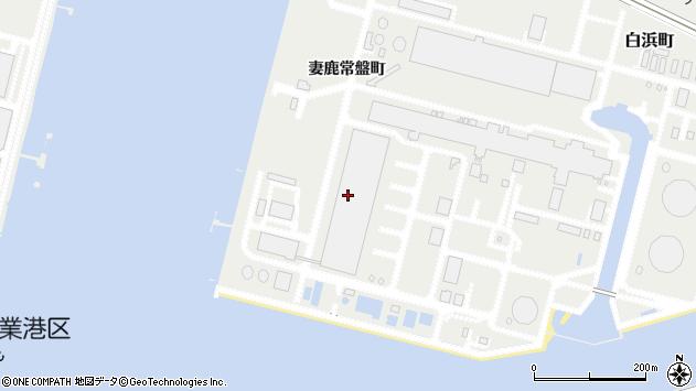 〒672-8034 兵庫県姫路市飾磨区妻鹿常盤町の地図