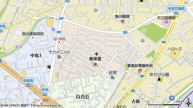 〒676-0804 兵庫県高砂市美保里の地図