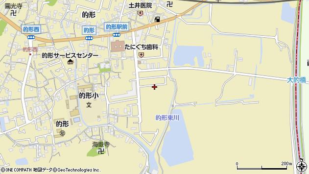 〒671-0111 兵庫県姫路市的形町的形の地図