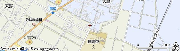 愛知県美浜町(知多郡)野間(新町)周辺の地図