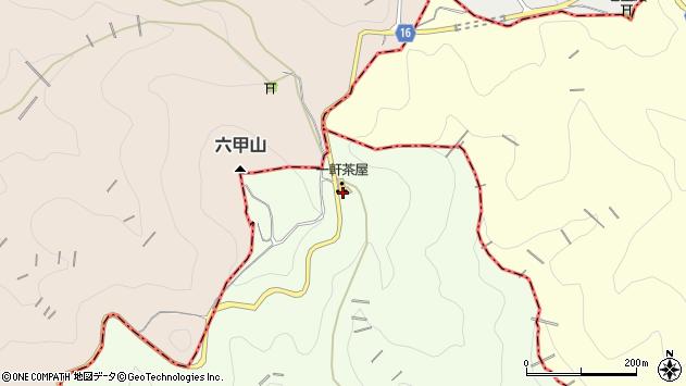 〒657-0111 兵庫県神戸市東灘区本山町森748-1番地の地図