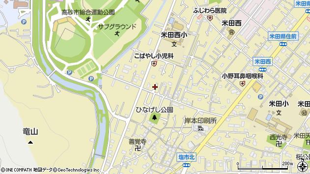 〒676-0806 兵庫県高砂市米田町塩市の地図