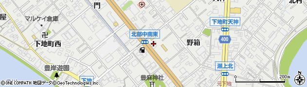 本家かまどや下地店周辺の地図