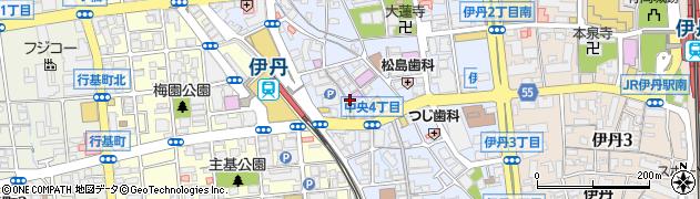 NEO・WORLD周辺の地図
