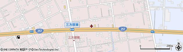 カフェサイゴン周辺の地図