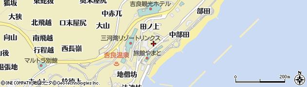 プルメリア周辺の地図