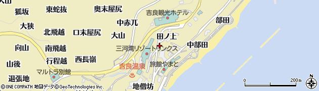 エンタル周辺の地図