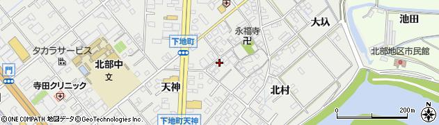 濱作 予約受付周辺の地図