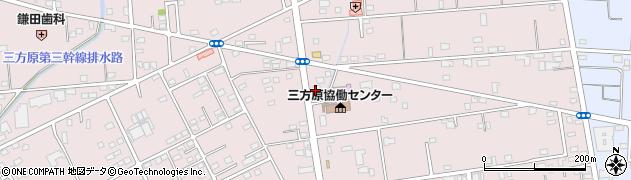 かみむら周辺の地図