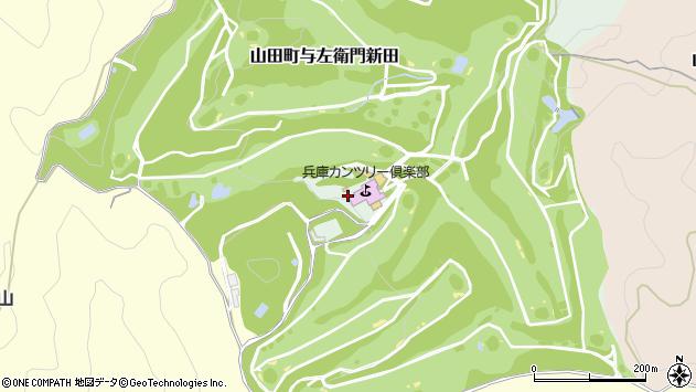 〒651-1241 兵庫県神戸市北区山田町大池の地図