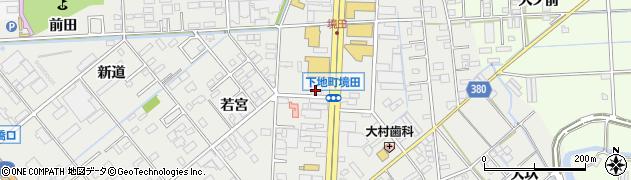 キャッツカフェ 豊橋店周辺の地図