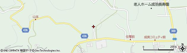大元八幡神社周辺の地図