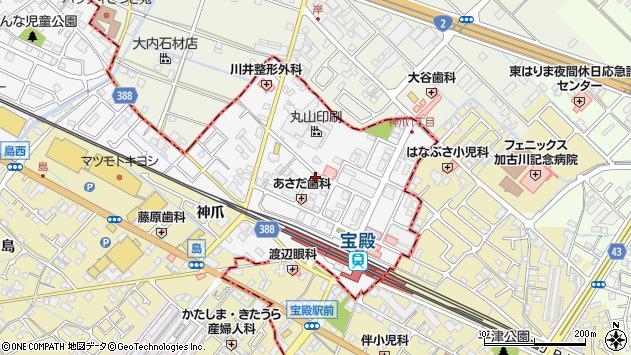 〒676-0808 兵庫県高砂市神爪の地図