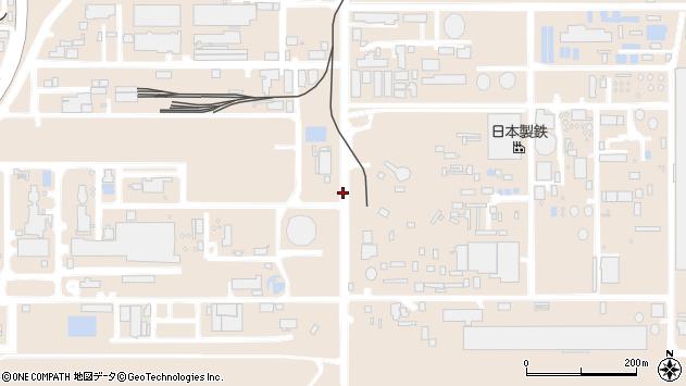 〒671-1123 兵庫県姫路市広畑区富士町の地図