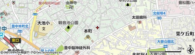 ルーラルライフ三鶴周辺の地図