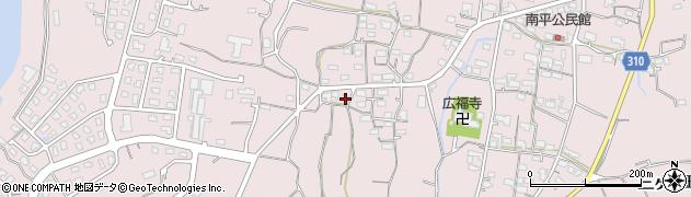 静岡県浜松市北区三ヶ日町都筑105周辺の地図