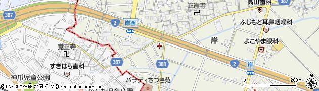 合資会社しあわせ介護タクシー周辺の地図