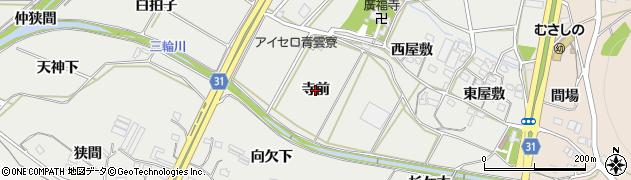 愛知県豊橋市石巻本町(寺前)周辺の地図