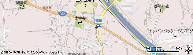 静岡県浜松市北区三ヶ日町都筑周辺の地図