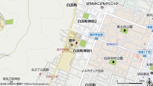 〒672-8011 兵庫県姫路市白浜町神田の地図