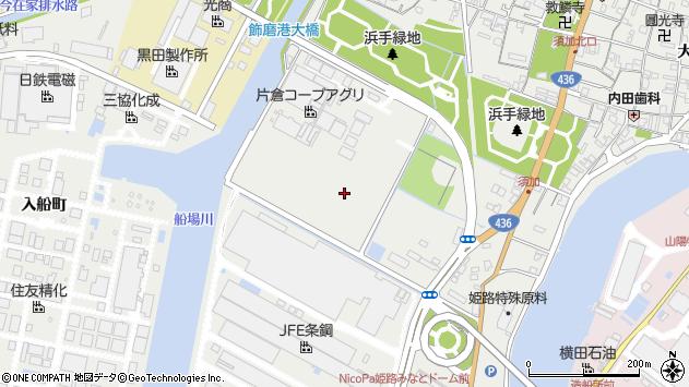 〒672-8064 兵庫県姫路市飾磨区細江の地図