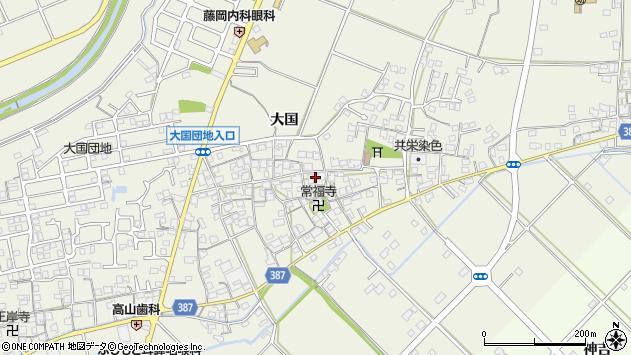 〒675-0044 兵庫県加古川市西神吉町大国の地図
