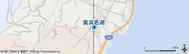 静岡県浜松市北区周辺の地図