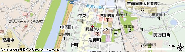 正善寺周辺の地図