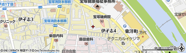 日商岩井マンション周辺の地図