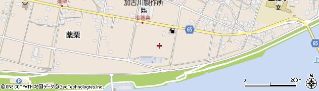 兵庫県加古川市上荘町(都染)周辺の地図