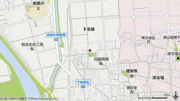 〒671-1261 兵庫県姫路市余部区下余部の地図