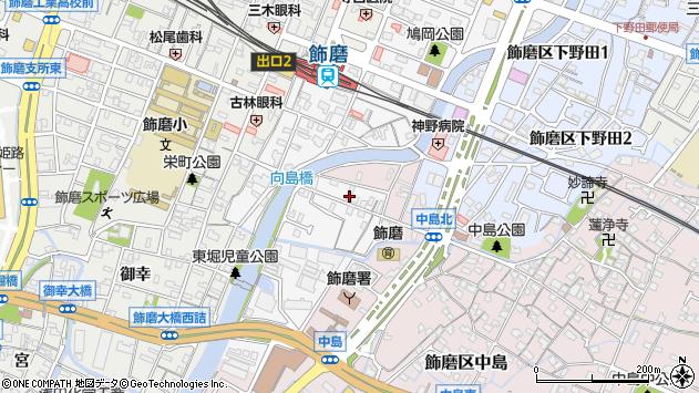 〒672-8052 兵庫県姫路市飾磨区玉地の地図