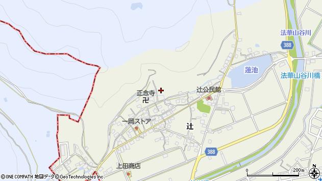 〒675-0046 兵庫県加古川市西神吉町辻の地図