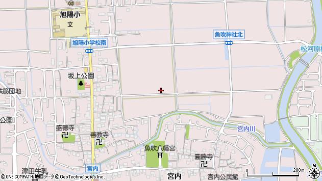 〒671-1223 兵庫県姫路市網干区坂上の地図