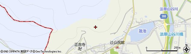 兵庫県加古川市西神吉町(辻)周辺の地図