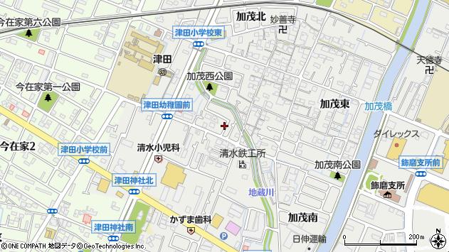 〒672-8074 兵庫県姫路市飾磨区加茂の地図