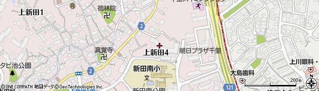 藤和千里ハイタウン周辺の地図