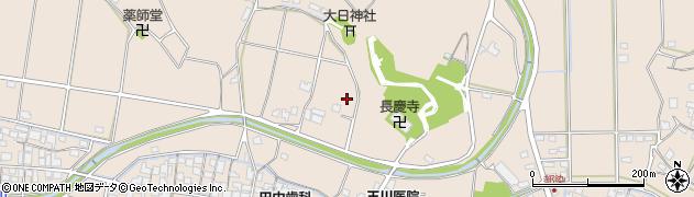 兵庫県加古川市上荘町(薬栗)周辺の地図