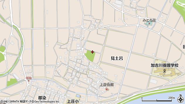 〒675-1214 兵庫県加古川市上荘町見土呂の地図