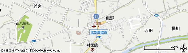 愛知県豊橋市石巻本町(東野)周辺の地図