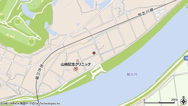 〒675-1212 兵庫県加古川市上荘町井ノ口の地図
