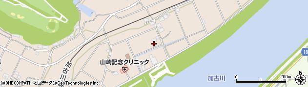 兵庫県加古川市上荘町(井ノ口)周辺の地図