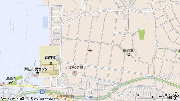 〒675-1218 兵庫県加古川市上荘町小野の地図