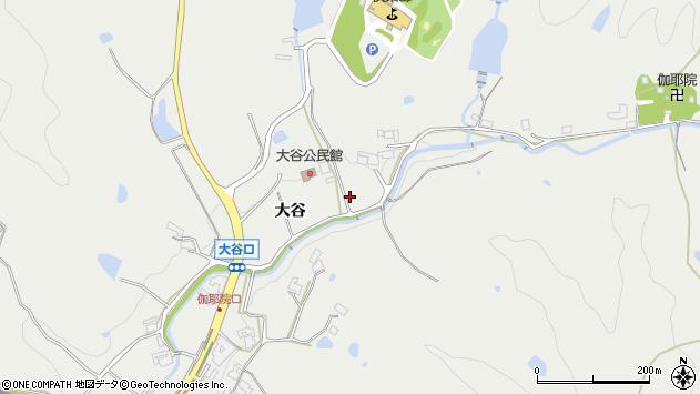 〒673-0513 兵庫県三木市志染町大谷の地図
